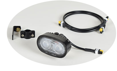 Power Wheelchair Lighting Packages