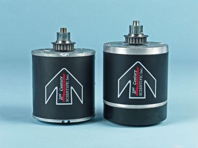 Super Torque 3 and Super Torque 4 motors