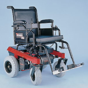 Bounder Plus H-frame Power Wheelchair