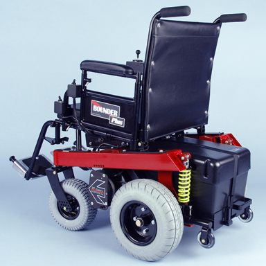 Wheelchair Safety With Power Chairs